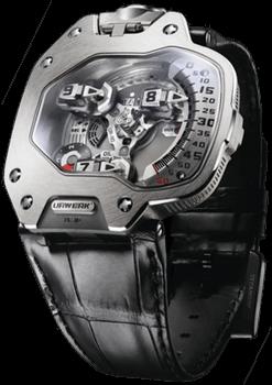 Часы Urwerk